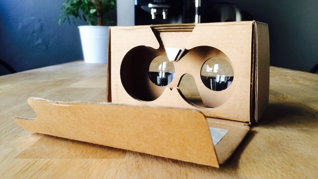 Google Cardboard Test