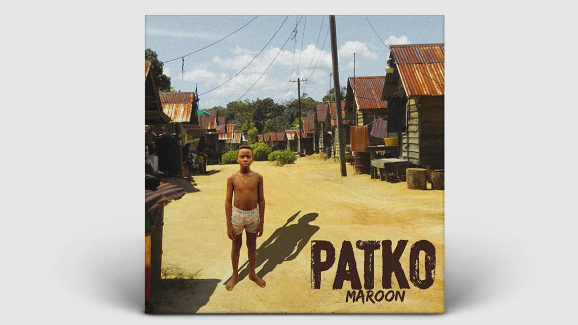 Album Maroon Patko