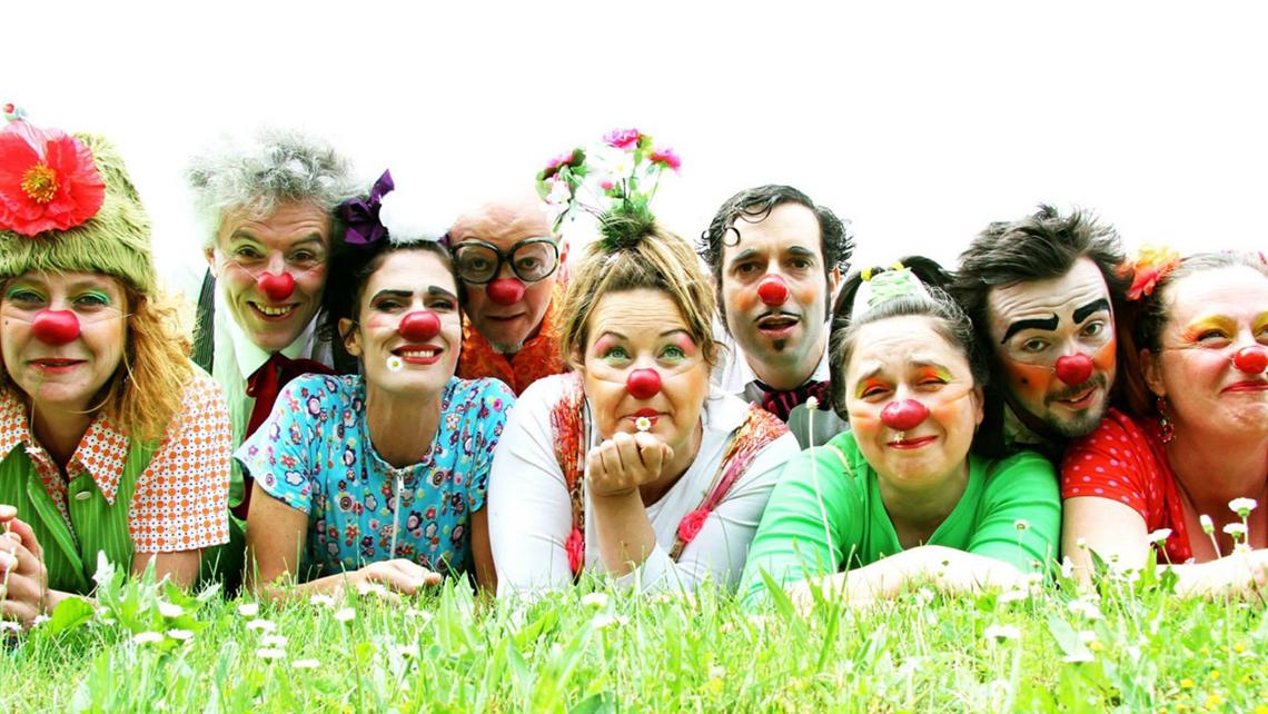 équipe association clown